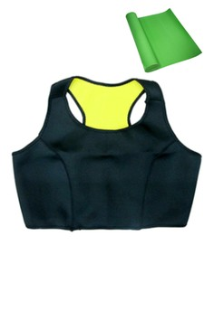 Hot Shapers Cami with FREE Yoga Mat