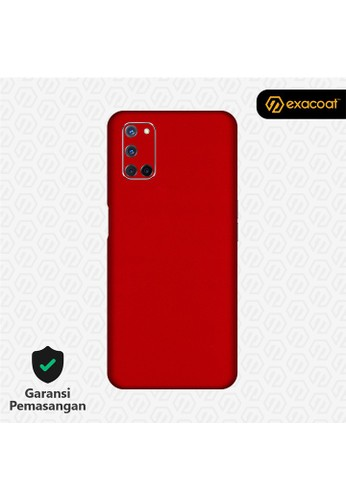Exacoat Oppo A52 / A92 3M Skins True Colors - Lust Red A6AA2ESD579528GS_1