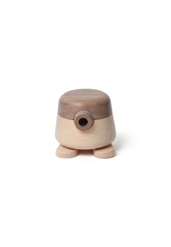 Pana Objects Bot: Pencil Sharpener (Maple and Walnut) CFB0AHL747C2FDGS_1