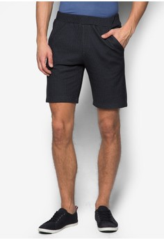 CN - Tailored Shorts In Micro Design