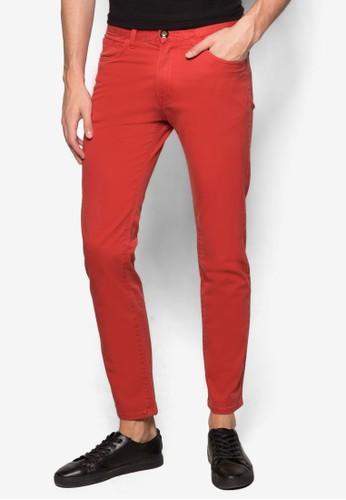 低腰彈性長褲, 服飾, esprit hk store服飾