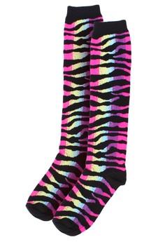 Knee Hi Zebra