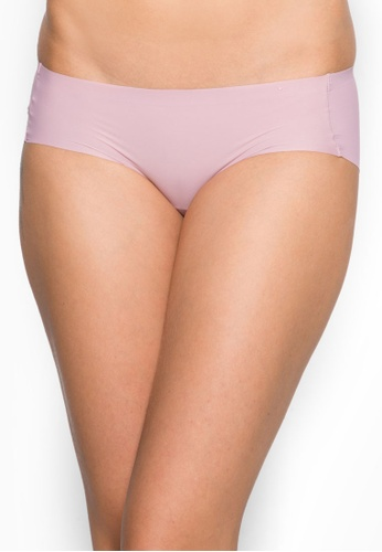 Impression pink Seamless Panty IM021AA70HEBSG_1