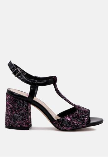 London Rag 多色 制作于London Rag 露趾女式凉鞋 9A886SHBF7CE7BGS_1