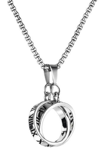 Trendyshop silver Pendant Necklace C5014ACA1BDA4AGS_1