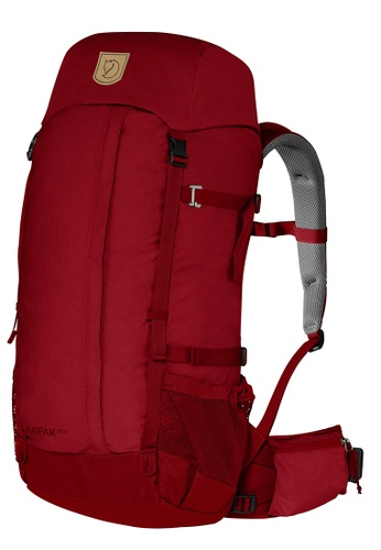 Fjallraven Kanken red Redwood Kaipak 38 W Backpack 07AAFAC5A183C0GS_1