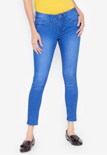 DEBENHAMS blue Red Herring - Rh Holly Anklegrazer Jean 3343BAA0866488GS_1