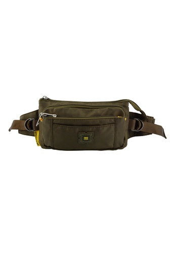 EXTREME Extreme Nylon waist bag casual chest bag travel adventure hiking fanny pack FB9BCAC60E3421GS_1