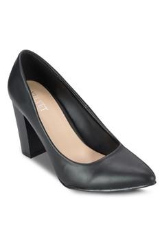 Zoe Pointed Front Heels
