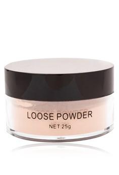 Loose Finishing Powder Natural Beige