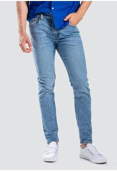 67bb490fc Levi s blue Levi s 512 Slim Taper Fit Jeans Men 28833-0319  368D4AAF8BD7B5GS 1