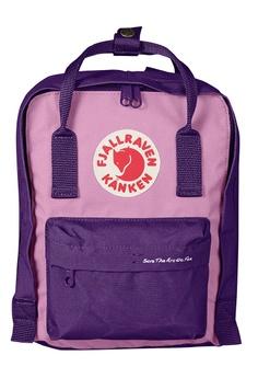 0d594b35f4908 Fjallraven Kanken purple Purple-Orchid Kanken Mini Backpack Save The Arctic  Fox Kanken 4F024AC85F24C4GS 1