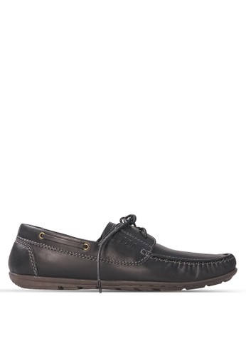 Tony Perotti black Tony Perotti Loafers Alonzo - Black TO890SH0VNFEID_1