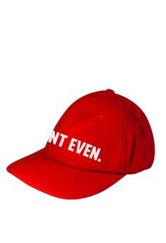 Cant Even Baseball Cap