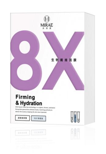 Mirae Mirae 8x Bio Cellulose Mask 3s [#Firming] MI728BE0S6QTMY_1