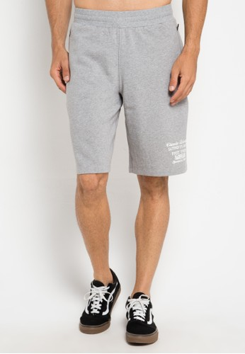 OPELON grey Mens Shorts OP005AA0ULB4ID_1