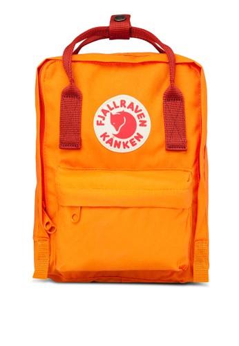 Fjallraven Kanken orange Kanken Mini Backpack FJ242AC0W8O9ID_1