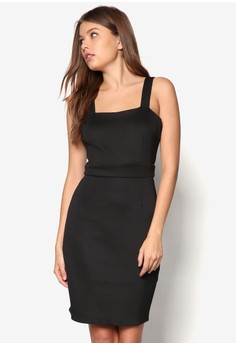 Collection Bodycon Midi Dress