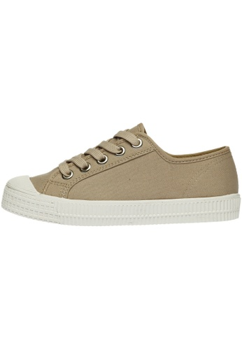 paperplanes Paperplanes-1350 Casual Low Top Flats Canvas Sneakers Shoes US Women Size PA110SH53ZYKHK_1