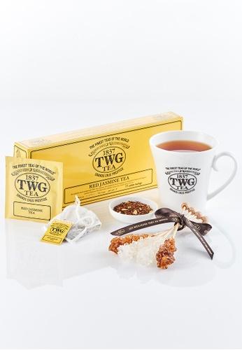 TWG Tea Spa at Home Teabag Kit (Red Jasmine Tea) EA331ESA70884CGS_1