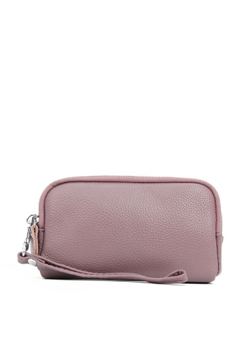 HAPPY FRIDAYS Three Layers Litchi Grain Leather Wallet JN2026 ACE6FAC90B11B5GS_1