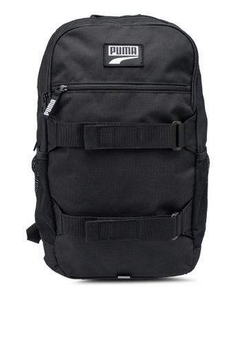PUMA black Deck Backpack E4562AC540054EGS_1