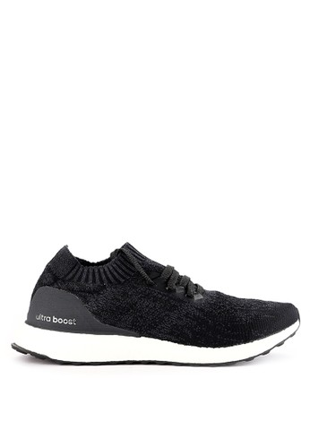 adidas black and multi adidas ultraboost uncaged D275ASH2DACE2BGS_1