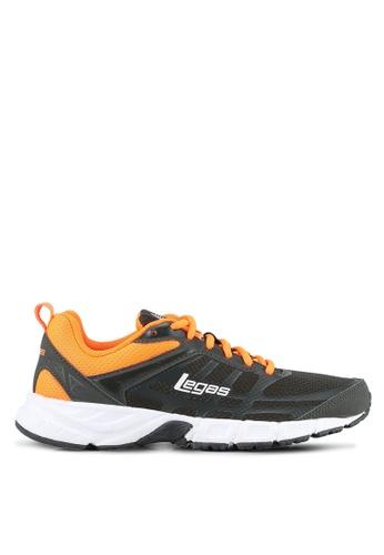 Legas black Rapier LA Men's Shoes LE684SH0S2MXMY_1