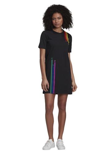 ADIDAS black dress 7DE91AAD9F058BGS_1