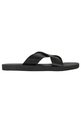 Tomaz black Tomaz TS68 Sandals B823ASHC72E205GS_1