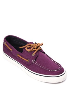 Bahama Canvas Lace-up Sneakers