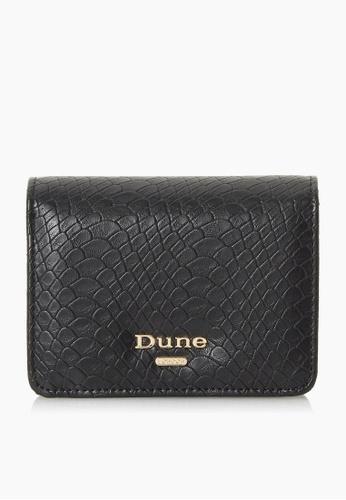 Dune London black Dune London Klear Di Women Small Fold Over Purse B4C71AC3B3175BGS_1