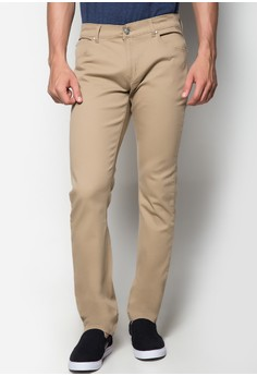 Basic Five Pocket Pants