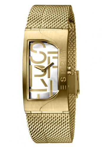 ESPRIT gold Esprit Women Houston Bold Silver Gold ES1L046M0035 332C0ACCD89DE2GS_1