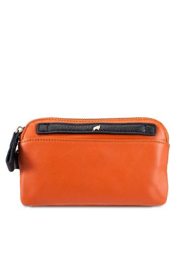 RAV Design orange Leather Wallet RA113AC0RW4DMY_1