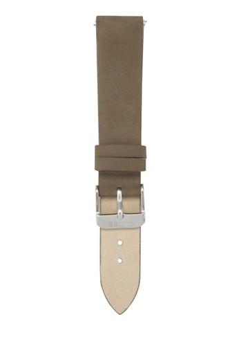 La Bohèmeesprit專櫃 真皮錶帶, 錶類, 皮革錶帶