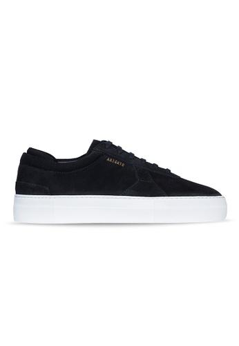 Axel Arigato Platform Sneaker 黑色麂皮 7156DSH23A3EC2GS_1