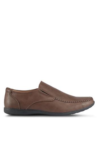 Rocklander brown Rocklander Loafers Shoes 3E058SH24B3908GS_1