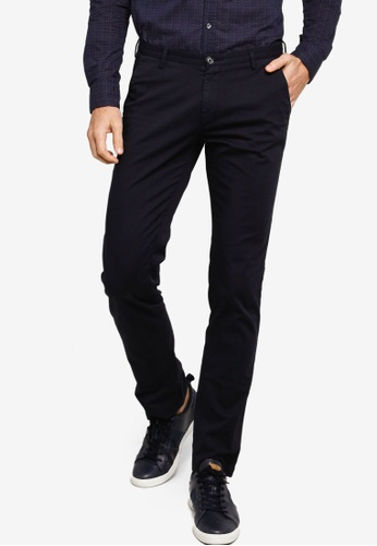 BOSS blue Rice3-D Slim Fit Chino Pants BF3E7AAC9F681DGS_1