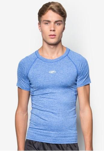 短袖底層運動衫, 服zalora 順豐飾, 彈力運動服飾