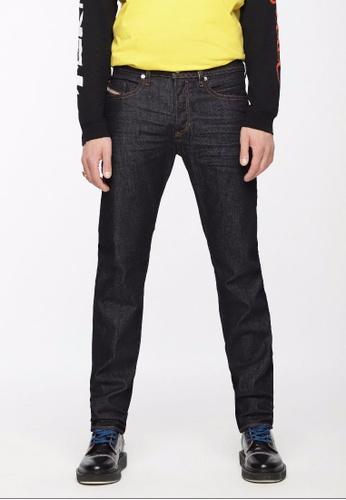 Diesel blue Tapered R.Slim Buster Jeans-Den 5F22BAAB981DEFGS_1