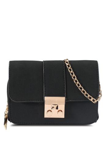 Papillon Clutch black Mini Cross Bag PA491AC0SZ2IMY_1