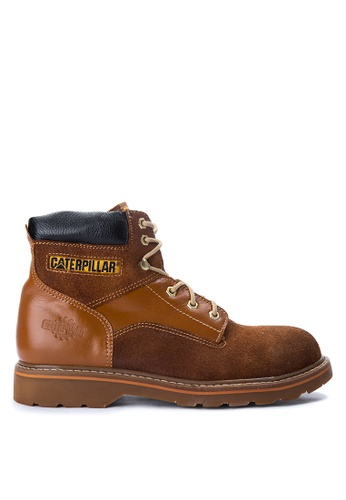 Caterpillar brown Chicago Boots CA367SH03OOUPH_1