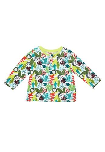 Du Pareil Au Même (DPAM) multi Long Sleeve T-Shirt F1CABKAA2216AFGS_1