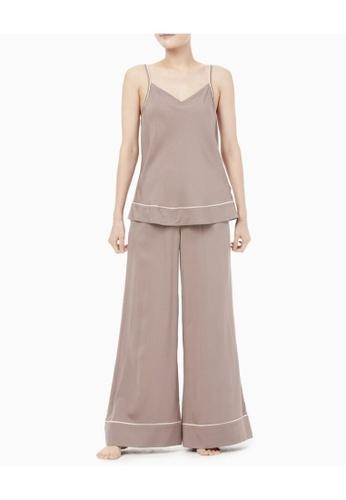 Calvin Klein Calvin Klein Women Woven Viscose Camisole QS6378DVB CD5BCAABF9F23EGS_1