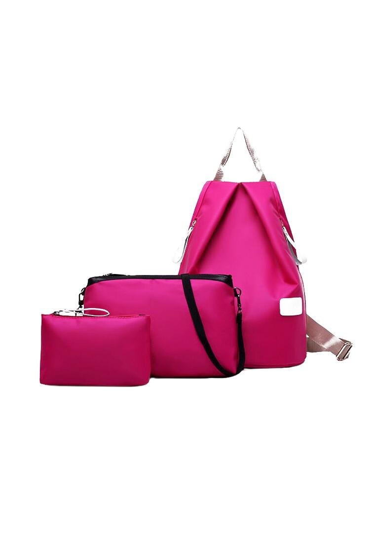 Three Piece Set Women Chic Bags
