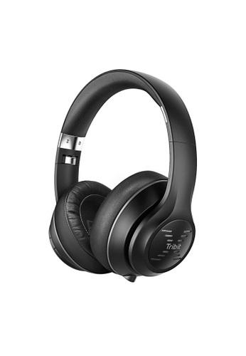 TRIBIT black XFree Tune Wireless Headphones. 32724ES2B7A45DGS_1