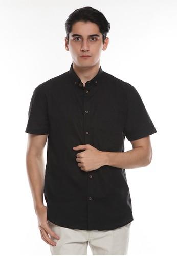 MOC black QUOQUO BESTBUY-BLACK SS Shirt 59815AA62046EAGS_1