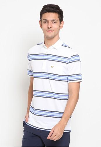 Jack Nicklaus white Colwood Premium Polo Shirt 9B3F7AA8D6CDB8GS_1