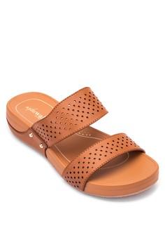 Peachy Sandals